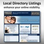 Dental directory marketing