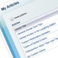 My Dental Website Articles