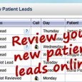 Review New Patient Leads from Your IDA Pay-Per-Lead Dental Marketing
